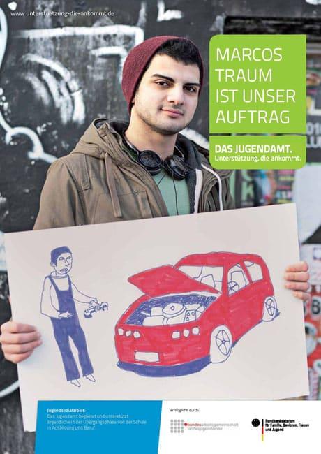 Kampagne Jugendamt